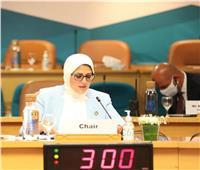 وزيرة الصحة تكشف الاستعدادات النهائية لمواجهة موجة كورونا الثانية