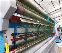 بأيادٍ مصرية.. «كابتكس» أول مصنع للنجيل الصناعي في الشرق الأوسط