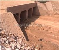 بالصور ..استعدادات محافظة المنيا لمواجهة السيول