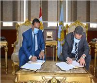 «الغربية» تتحول رقمياً .. وتوقع اتفاق مع «العربية للتصنيع» لميكنة «المحافظة»