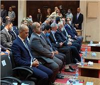 وزير الشباب والرياضة يشهد مراسم تأبين اللواء أحمد الفولي