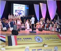 جامعة القناة تُقيم احتفاليتها السنوية بذكرى انتصارات أكتوبر