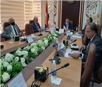 محافظ جنوب سيناء يُشارك في الإجتماع الثاني لمجلس أمناء جامعة الملك سلمان