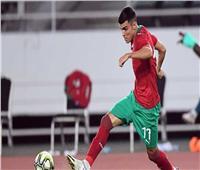 أشرف بن شرقي يشارك في تعادل المغرب مع الكونغو