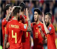 رقم سلبي جديد لمنتخب إسبانيا مع «لويس إنريكي»
