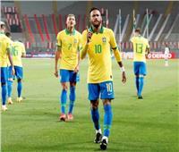 شاهد  «هاتريك نيمار» يقود البرازيل لسحق بيرو في تصفيات مونديال 2022