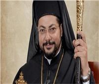 الأنبا باخوم يترأس القداس الافتتاحي للعام الدراسي الجديد