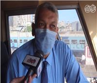 حوار| قائد قطارات: تكنولوجيا «الجرارات الأمريكية» خفضت زمن الرحلة (فيديو)