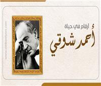إنفوجراف| أرقام في حياة أحمد شوقي في ذكرى رحيله