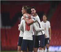 «كين» و«راشفورد» يقودان هجوم إنجلترا أمام الدنمارك