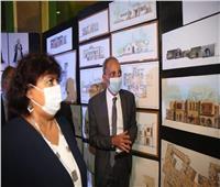 وزيرة الثقافة تشهد احتفالية اكاديمية الفنون بتخريج دفعة 2020 من معهد السينما