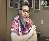خاص| وليد منصور يكشف عن رأيه في أغاني المهرجانات