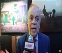فيديو | أشرف زكي ناعياً محمود ياسين: قيمة كبيرة ترك فراغًا كبيرًا