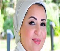 القومي للمرأة يشكر انتصار السيسي لتشريفها بزيارة معرض «تراثنا»