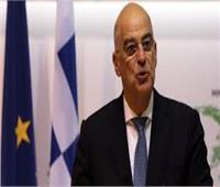 تركيا تعطل مرور طائرة تقل وزير الخارجية اليوناني من بغداد