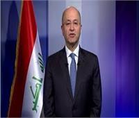 الرئيس العراقي يشدد على ضرورة غلق منافذ الفساد واستعادة الأموال المنهوبة