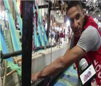 فيديو| مشارك من أخميم بتراثنا: نطور عمل «النول» دون استخدام الكهرباء