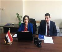 نائلة جبر تشارك في الندوة المشتركة للوكالة الأوروبية والهجرة