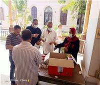 غرف عزل وزائرة صحية وكمامات.. استعدادات «تعليم الجيزة» للمدارس