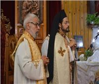 الأنبا «باخوم» في ضيافة «سان ميشيل» و«الرحمة» بالإسكندرية