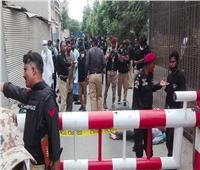 في هجوم بالصواريخ..مقتل 14 من قوات الأمن غربي باكستان