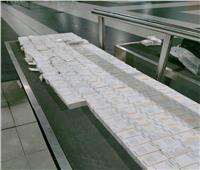صور | ضبط راكب حاول تهريب أدوية بمطار القاهرة