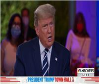 المناظرة الافتراضية | ترامب: اتوقع الفوز بالانتخابات.. وأخشى التزوير