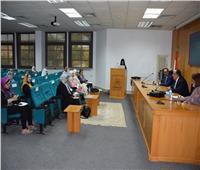 رئيس جامعة حلوان : حققنا تقدمًا ملحوظًا في التصنيف الدولي