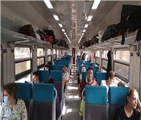 «السكة الحديد»: تشغيل القطارات الروسية الجديدة خلال الدراسة
