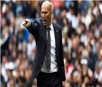 «زيدان» يعلن قائمة ريال مدريد لمواجهة «قاديش»