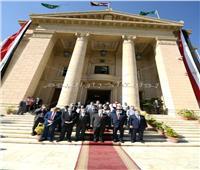 وزير التعليم العالي يفتتح العام الدراسي بجامعة القاهرة