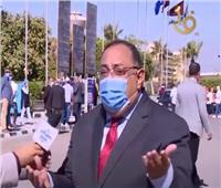 فيديو| رئيس جامعة حلوان: قرارات رادعة ضد غير الملتزمين بإجراءات مكافحة كورونا