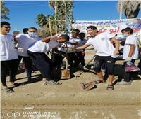 انطلاق مبادرة «مصر الجميلة» بالجيزة