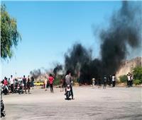 اشتباكات بإيران بعد مقتل مواطن برصاص البحرية