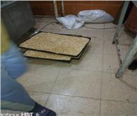غلق 25 منشأة غذائية تدار بدون ترخيص بالشرقية وإعدام طن أغذية فاسدة بها