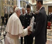البابا فرنسيس: أشجعكم لتكونوا حماة للحق في الحياة