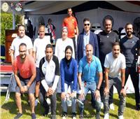 المنيا بطلا للدورة التنشيطية الأولى لدوري مدارس الكرة النسائية