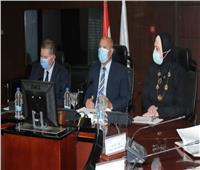 3 وزراء يبحثون سبل تطوير «الأسطول التجاري المصري»