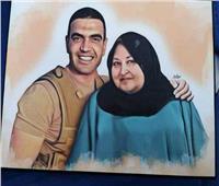 «أحمد موسي» ناعيًا والدة «منسي» : «أنجبت بطلا ودفنت بجواره»