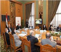 مايا مرسي تشارك في اجتماع هيئة إعداد الاستراتيجية الوطنية لحقوق الإنسان