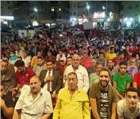 بالفيديو .. جمهور «الأهلي» فرحان بالفوز علي «الوداد»