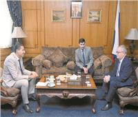 حوار| سفير روسيا بالقاهرة: السيسي وبوتين صديقان تجمعهما «كيمياء» مشتركة