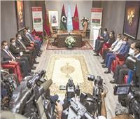 تفاؤل حذر قبل وضع المحاور الأساسية لحل الأزمة الليبية