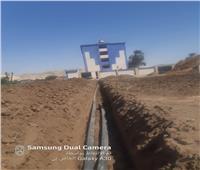 الانتهاء من توصيل خدمات المياه والصرف الصحي بـ 30 مدرسة في أسيوط