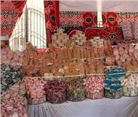 شرطة التموين تضبط 1403 قضايا أبرزها 25 طن لحوم وحلوى المولد فاسدة