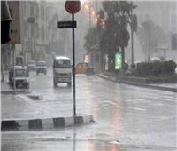 خريطة الأمطار الرعدية على محافظات مصر حتى الأحد المقبل