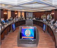 محافظ الإسكندرية يترأس فعاليات برنامج إدارة الأزمات والكوارث