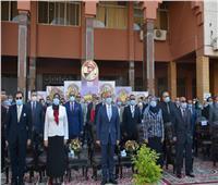 جامعة الزقازيق تحتفل بالعام الدراسى الجديد