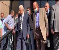 عاجل| مشادة كلامية بين مرتضى منصور ومحامي اللجنة الأولمبية