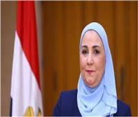 وزيرة التضامن تشهد تطوير ١٦٥ فصلًا بـ٥١ حضانة بالتعاون مع «خير وبركة»